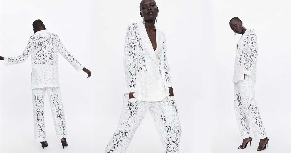 ZARA MAN FASHION BROGUE | Zapatos trajes ropa formal