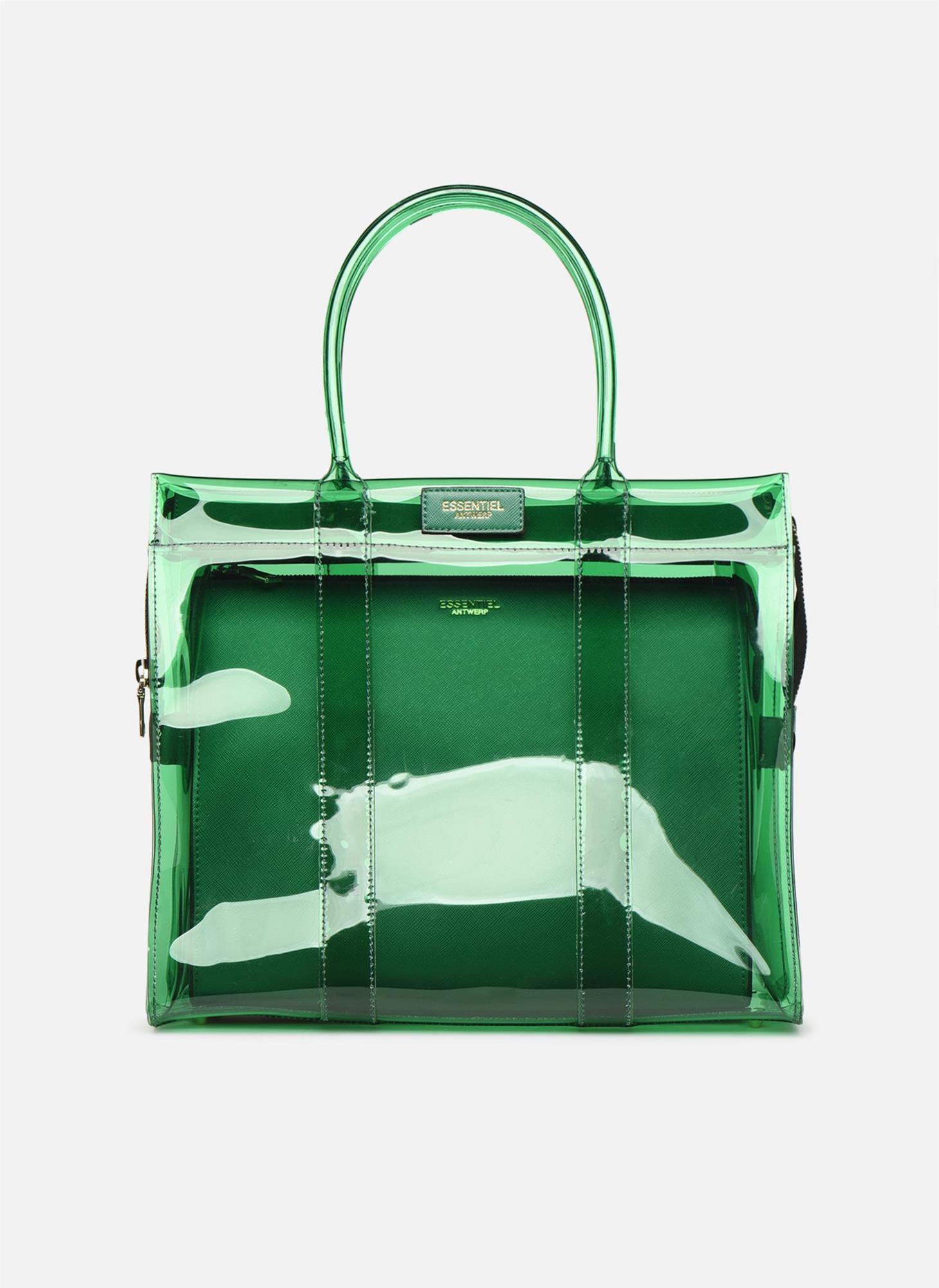 Bolsos transparentes: la tendencia de moda verano 2019 más