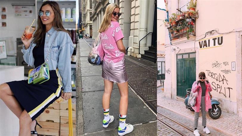 f300904fa515 Bolsos transparentes: la tendencia de moda verano 2019 más atrevida ...