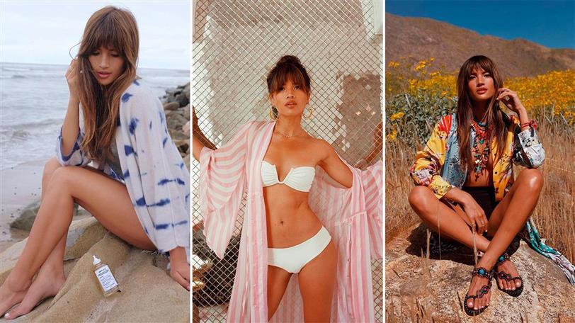 8dabc0106 Ropa para ir a la playa: kimonos, caftanes y batines - InStyle