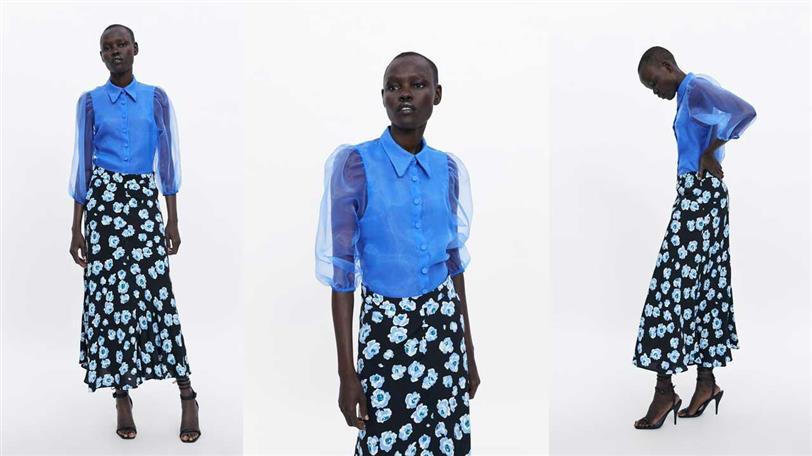 calidad superior construcción racional precio bajo Zara blusas mujer perfectas para tu outfit de invitada de ...