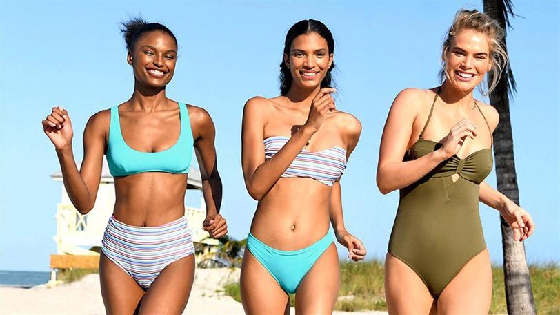 349ccadf1105 Las tendencias en bañadores y bikinis del verano 20l9 en La Redoutte ...