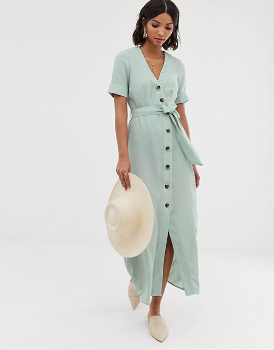 Vestidos Largos De Moda Verano 2019 Que Quedan Muy Bien De