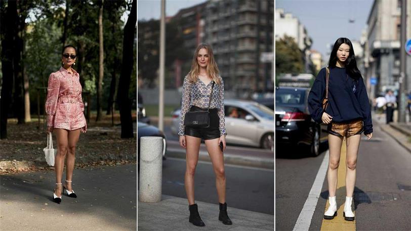 cdd4a62ac Shorts de mujer: los pantalones cortos que adelgazan del verano 2019 ...