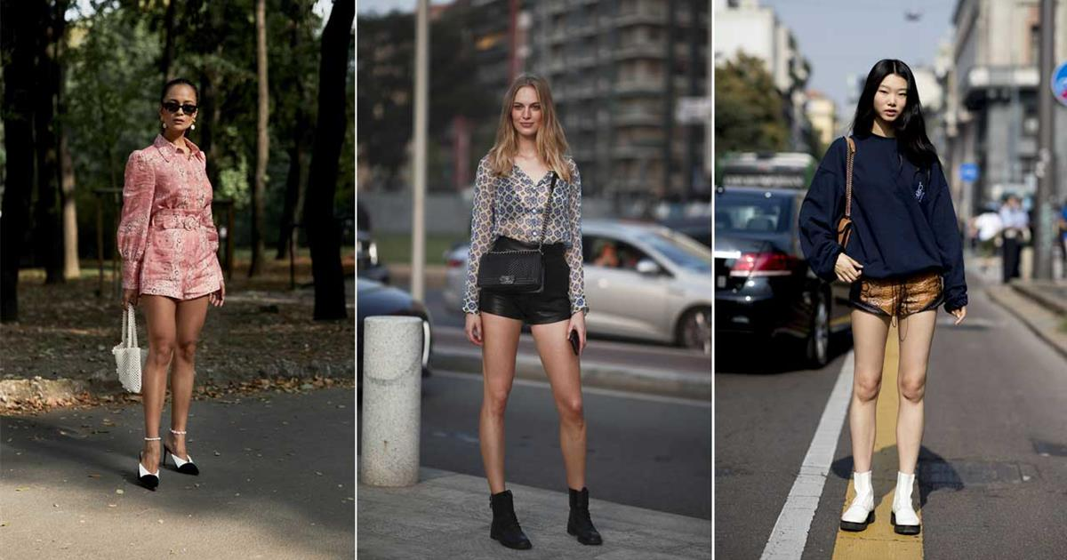 b179ef091822 Shorts de mujer: los pantalones cortos que adelgazan del verano 2019 ...