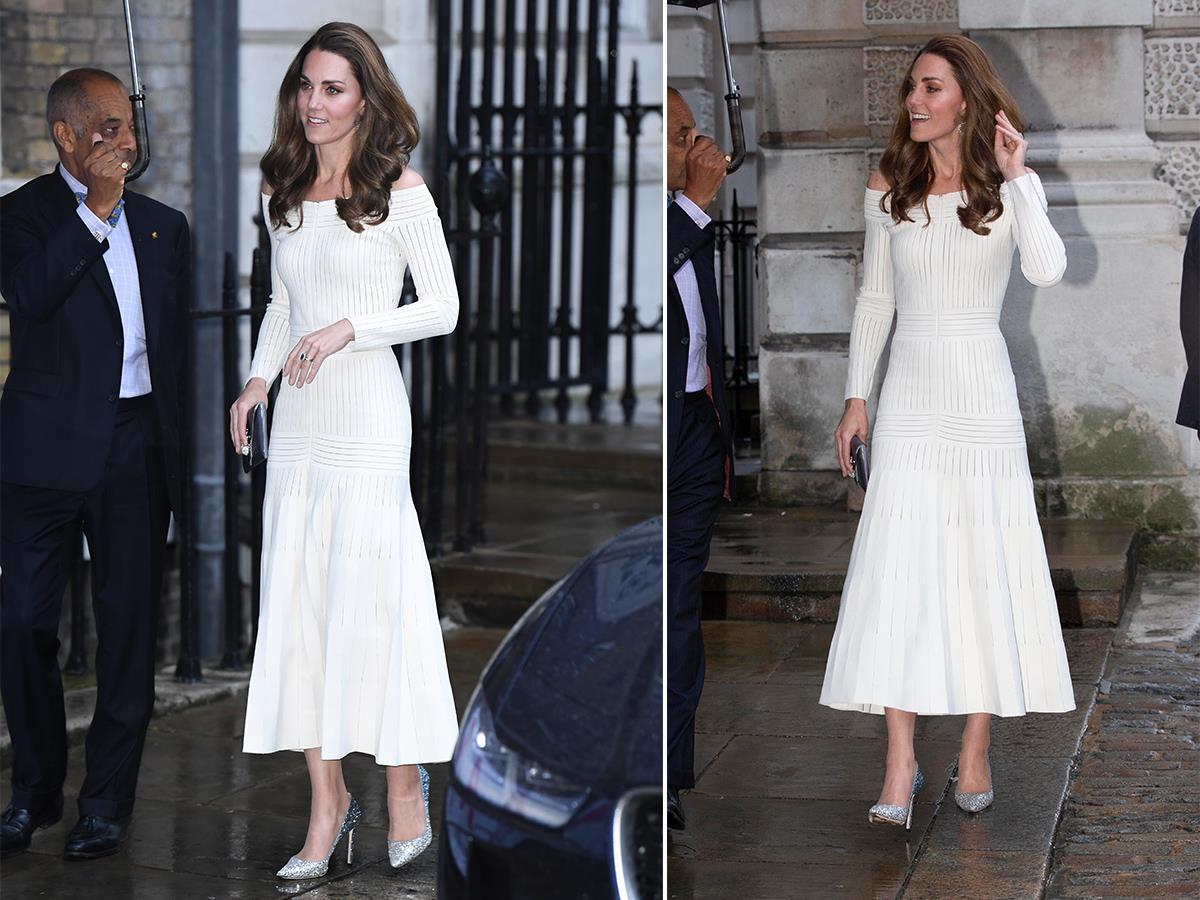 Kate Middleton Recupera Su Vestido Favorito Tres Años Después