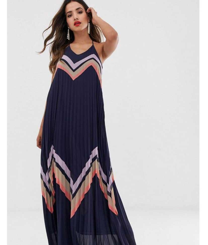 Vestidos De Verano 2019 Que Disimulan La Barriga