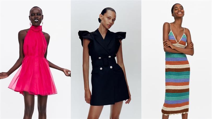 Los vestidos de Zara que compraremos en las rebajas de