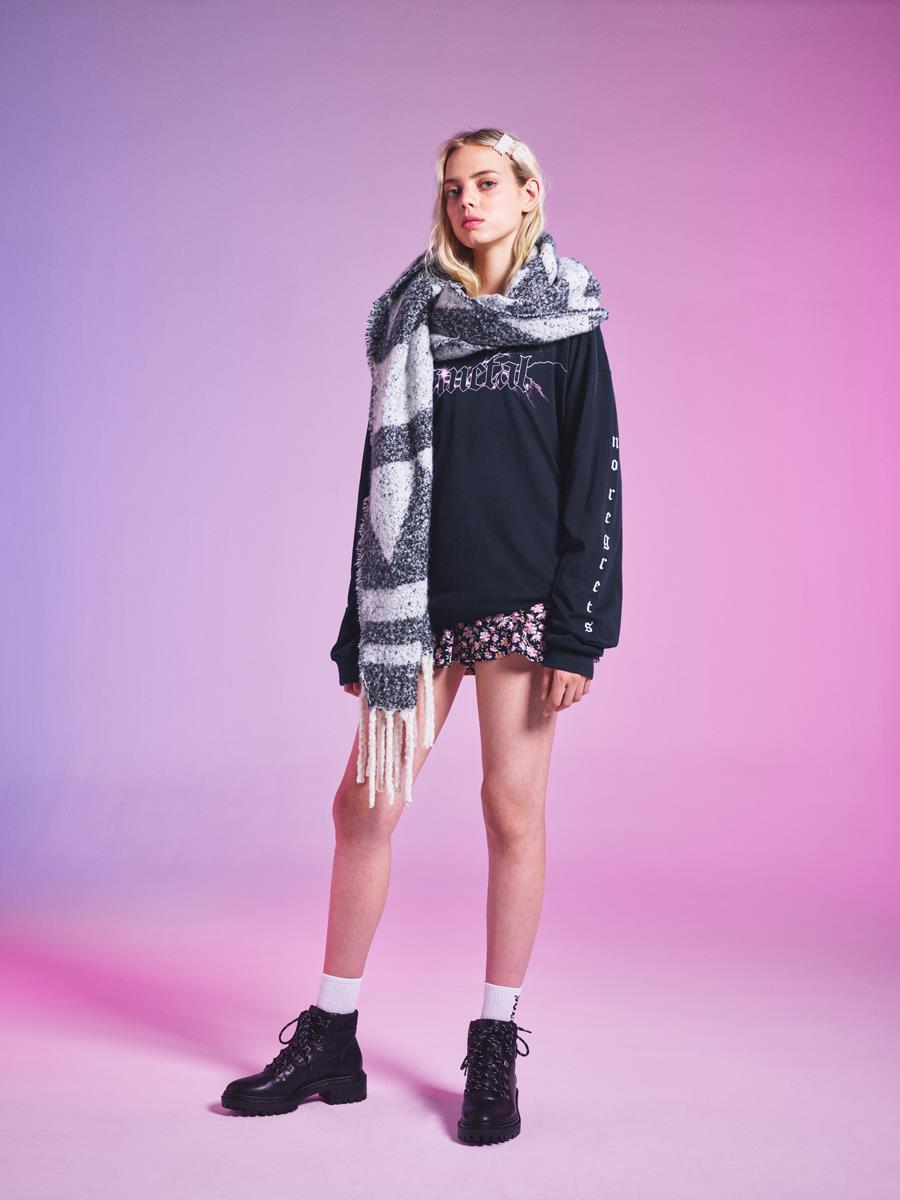 Todas las tendencias de moda otoño 2019 vistas en Bershka