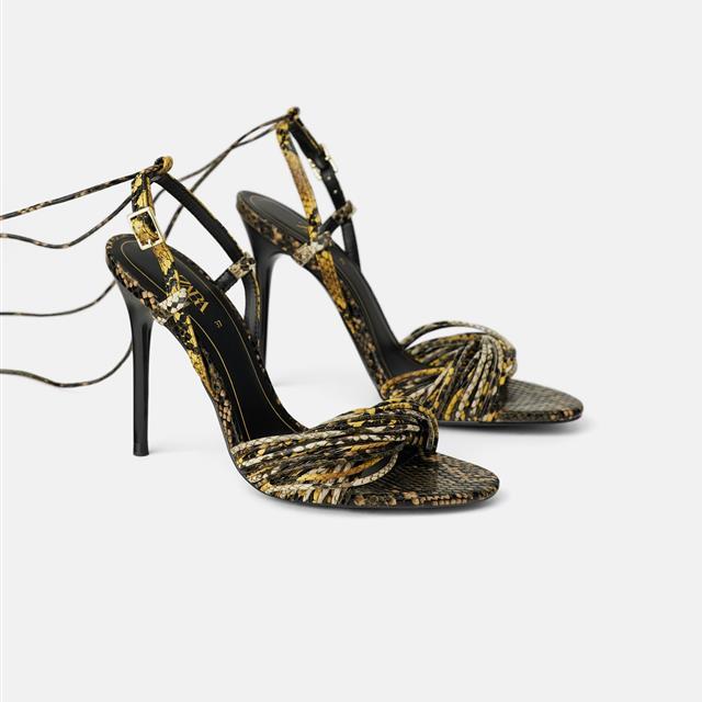 8f91d113ecc Sandalias de rebajas de Oysho que son más bonitas que las de Zara ...