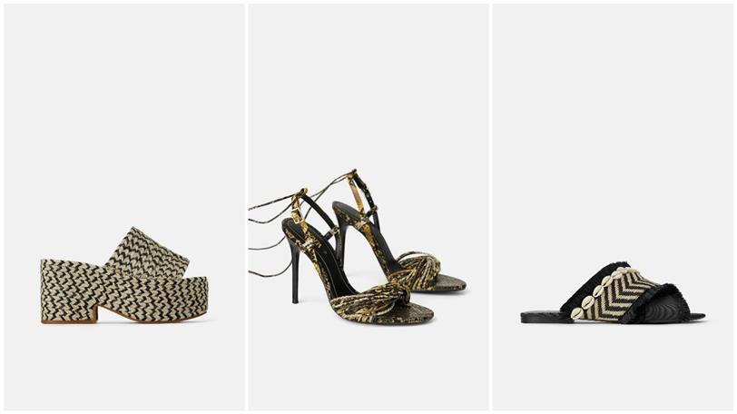 Rebajas de Zara verano 2019: Las 10 sandalias más bonitas y