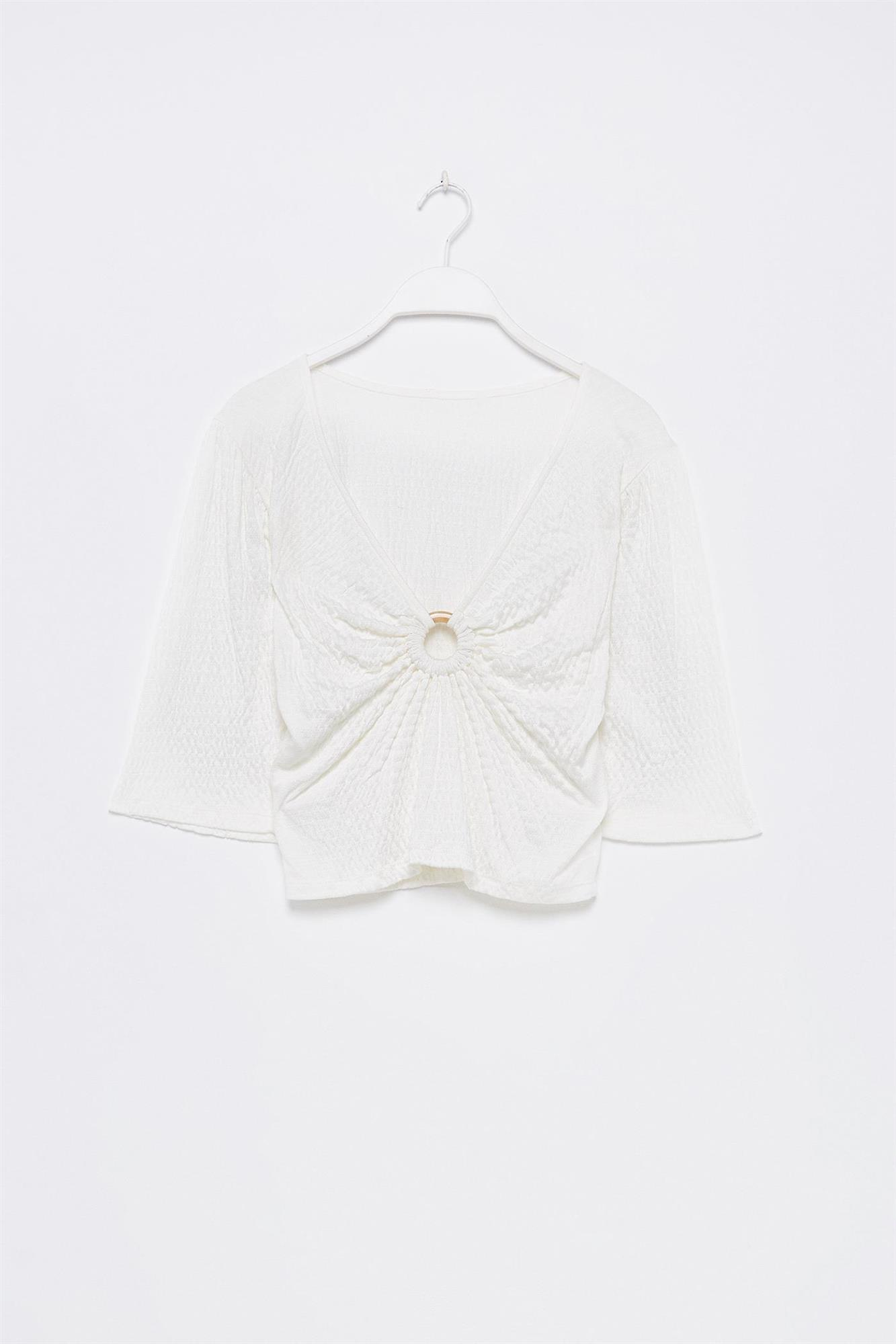 863796d0dd5 COMPRAR. Camiseta escote pico