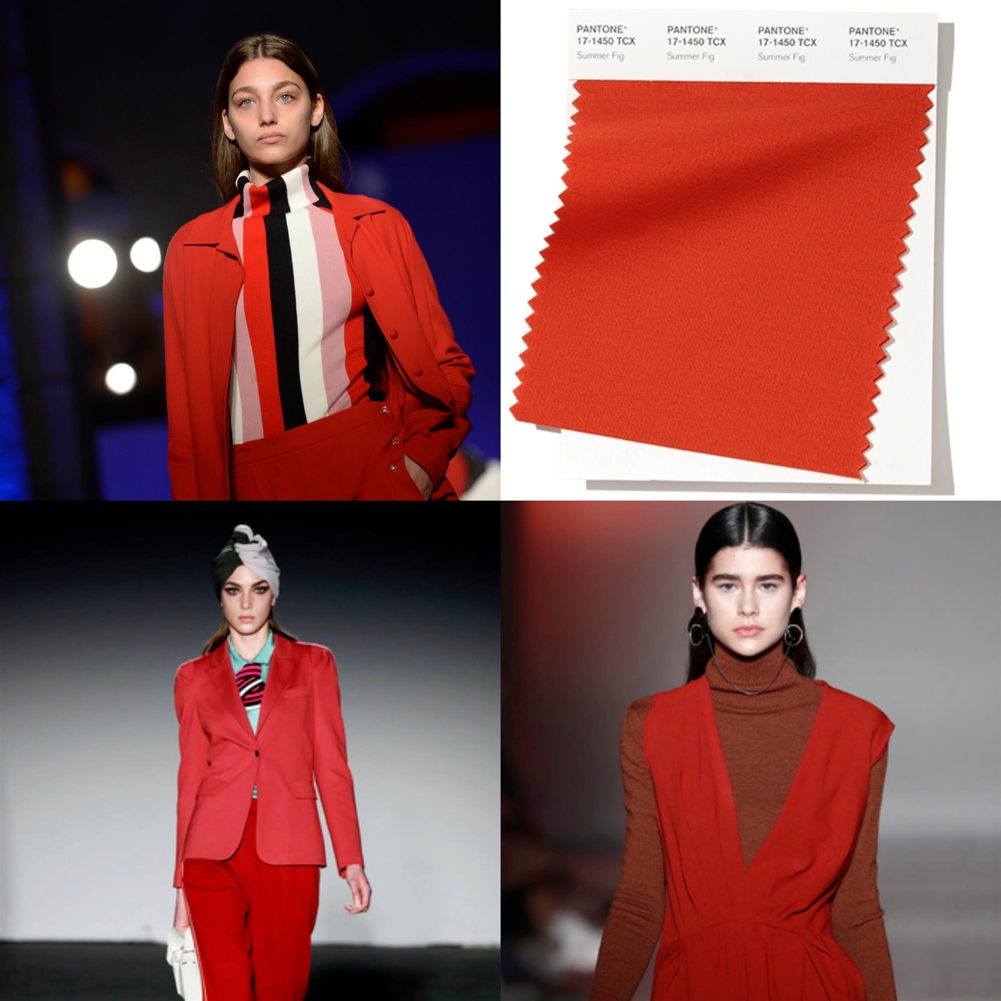 4145a569c Colores de moda otoño-invierno 2019/2020 de Pantone - InStyle