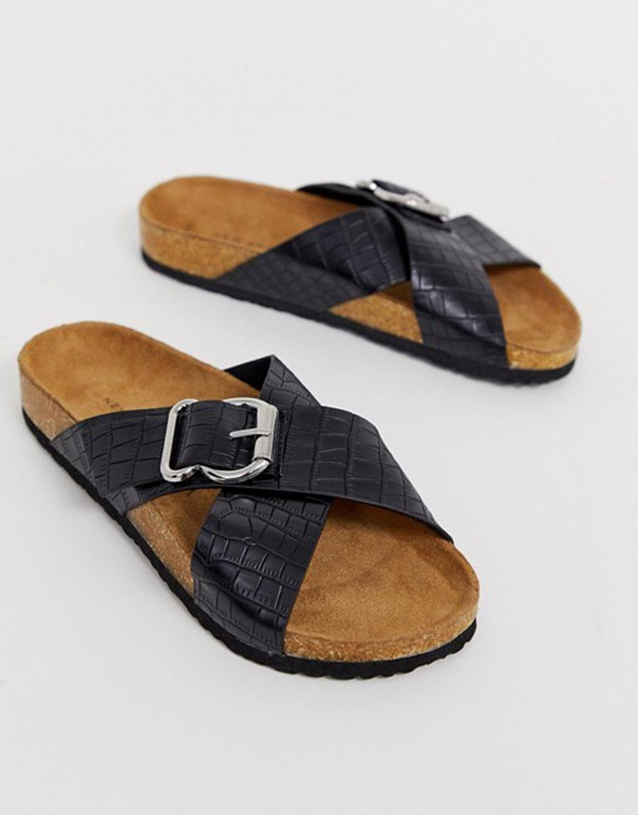 BaratasLa De Birkenstock Versión Moda Low Sandalias Sandalia En gb7yvfIY6