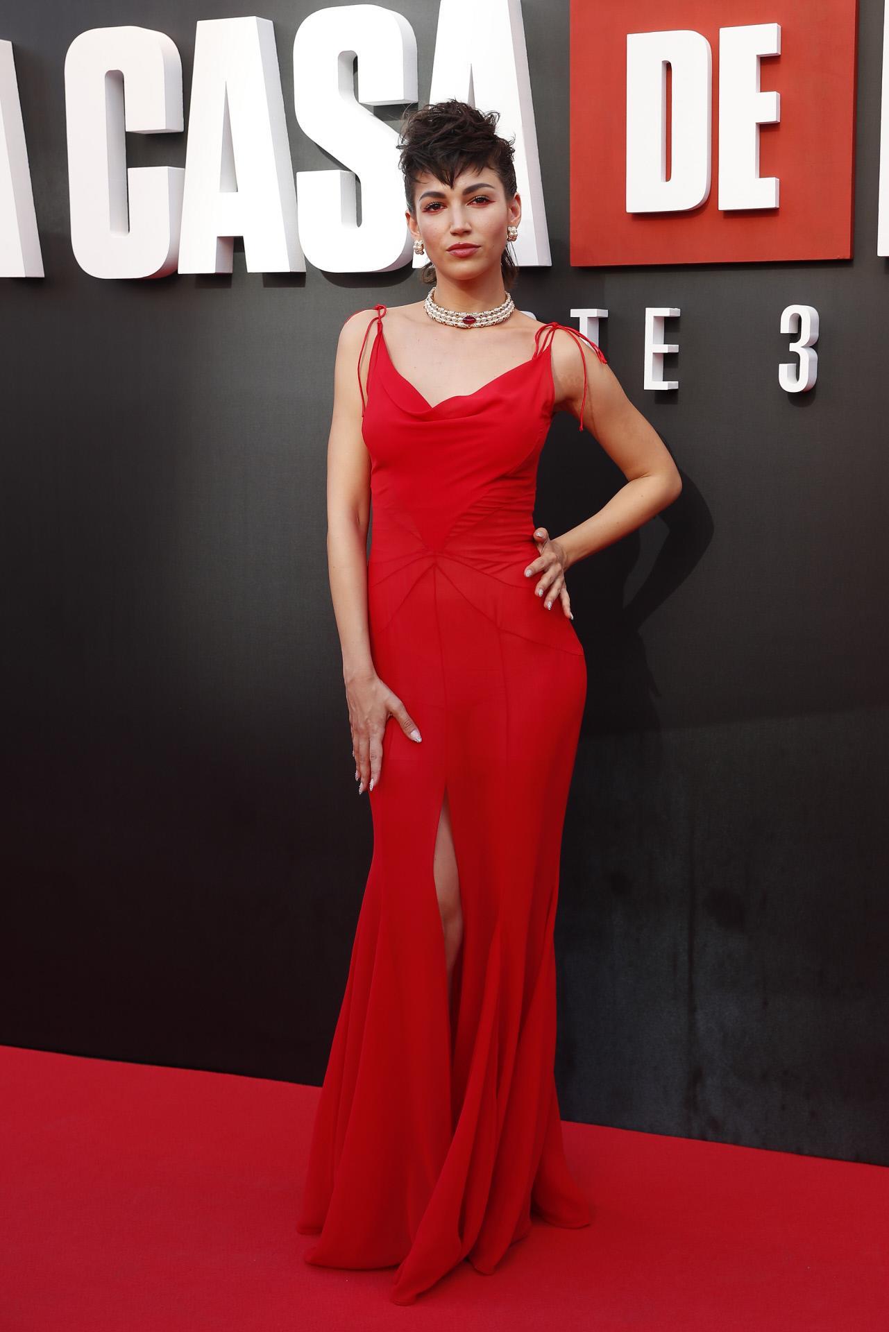 a737e9f67710 134 Fotos de Vestidos rojos