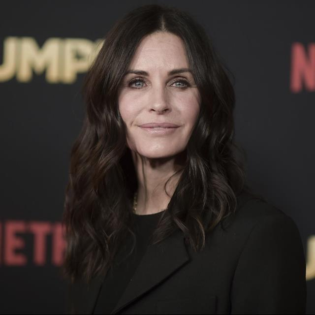 Courteney Cox, espectacular a los 55 años en su último vídeo de Instagram