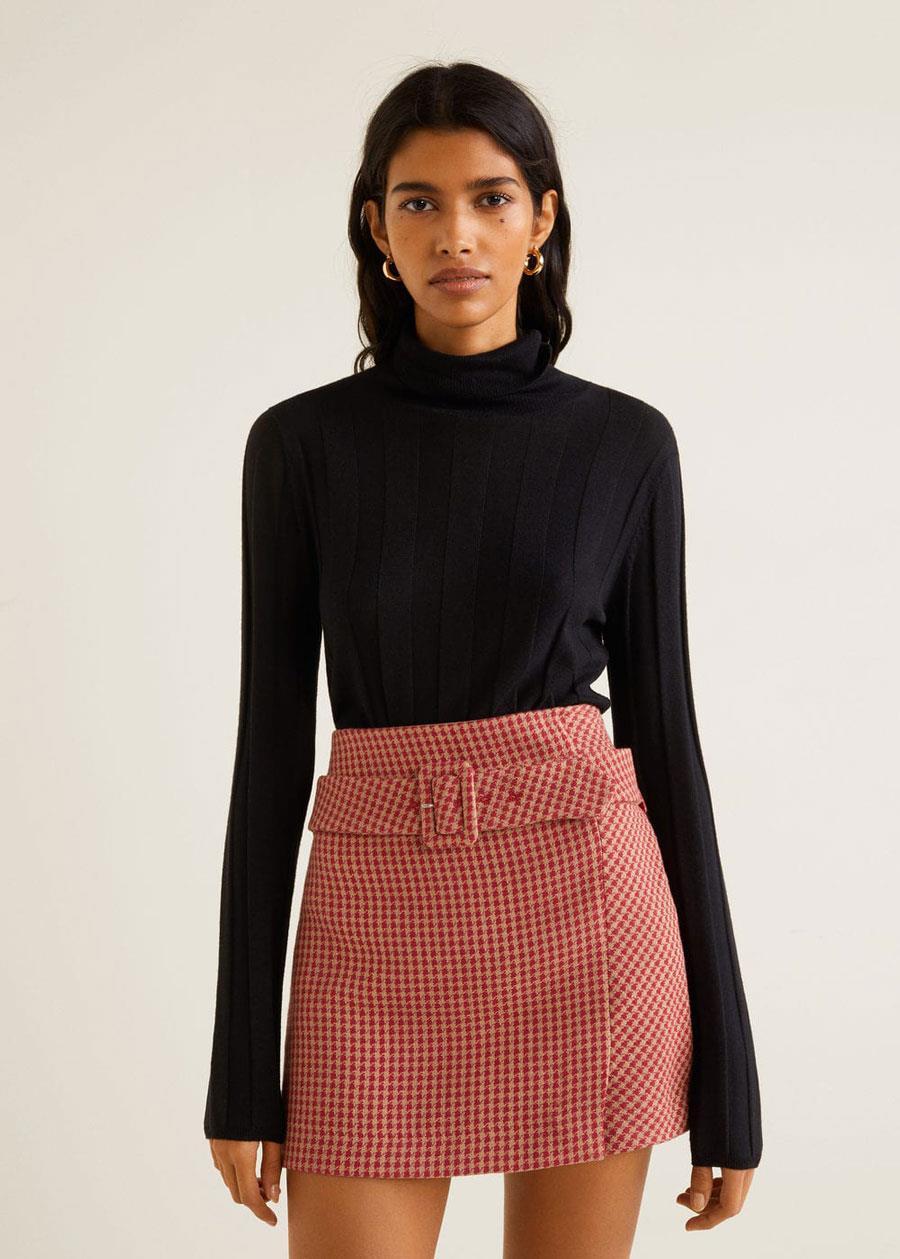 nuevo producto muy genial detalles para Rebajas verano 2019: faldas de moda de Zara, Mango, Bershka ...