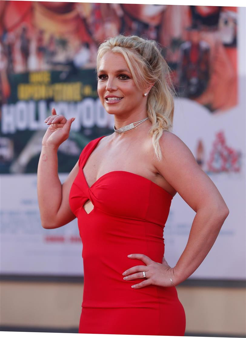 britney spears anillo