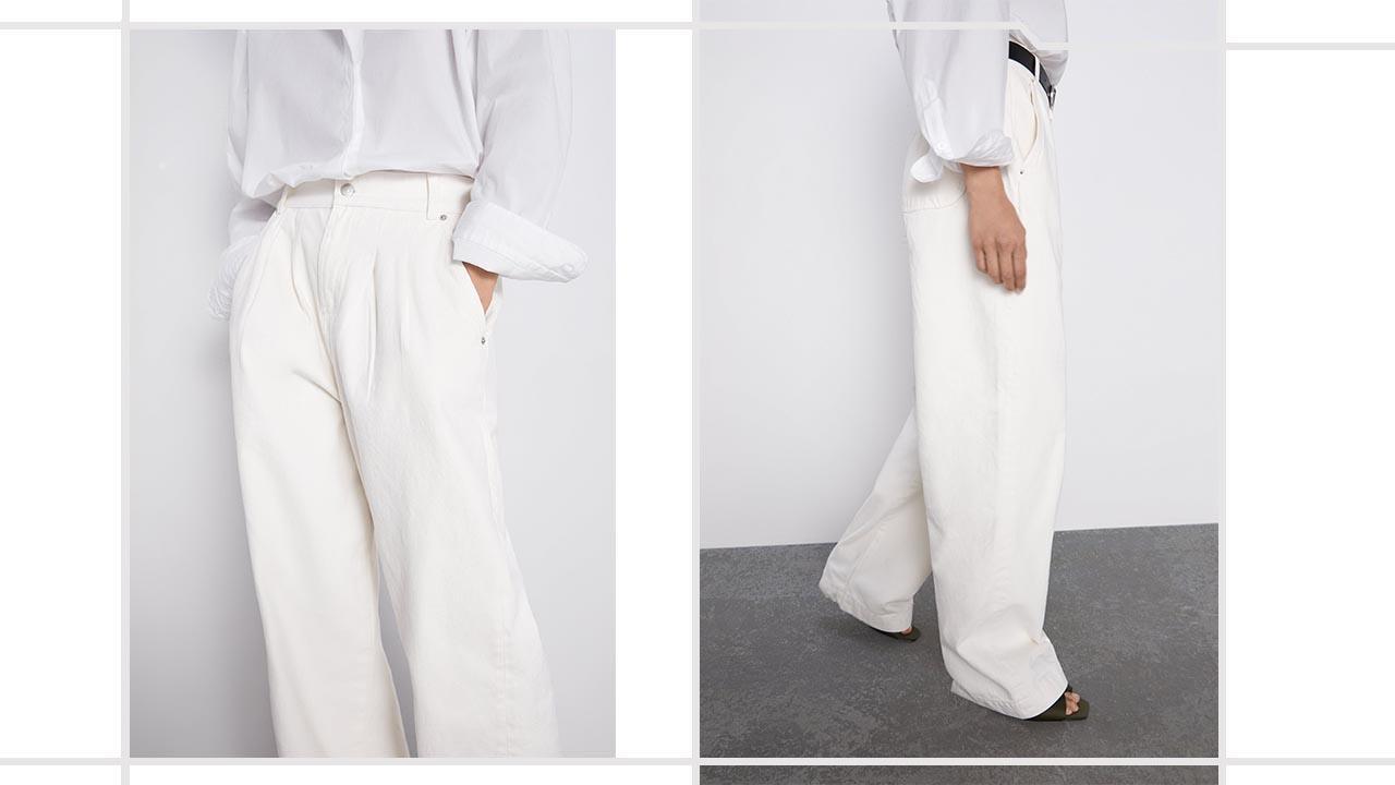 Pantalones Campana De Zara Los Mas De Moda Del Otono 2019