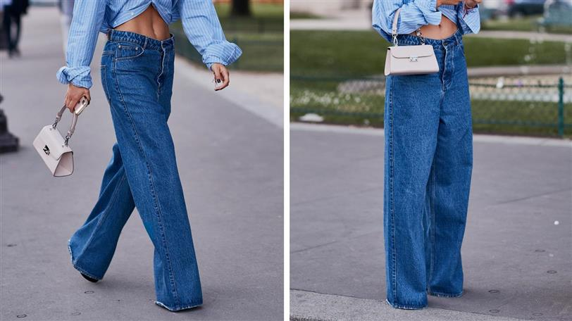 sin impuesto de venta nueva llegada grandes ofertas en moda Pantalones vaqueros de mujer del otoño 2019 de Zara, Levi's ...