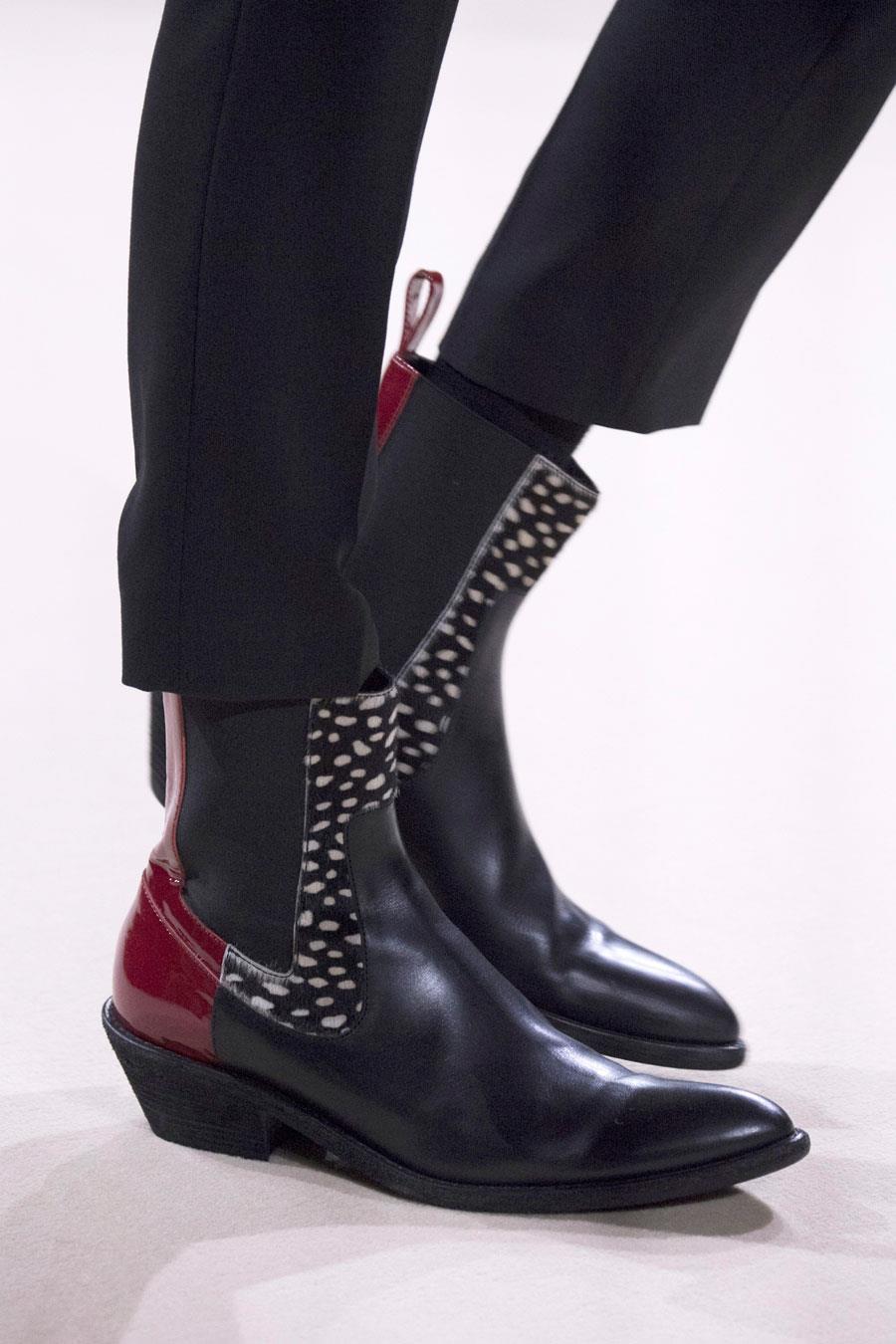 Zapatos de moda otoño invierno 201920: botas, botines