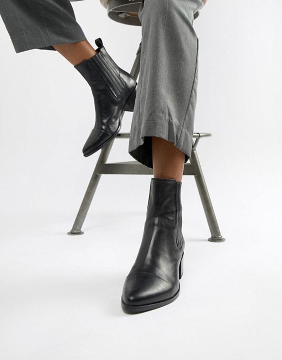 445208b5dbd4 Zapatos de moda otoño-invierno 2019/20: botas, botines, planos ...