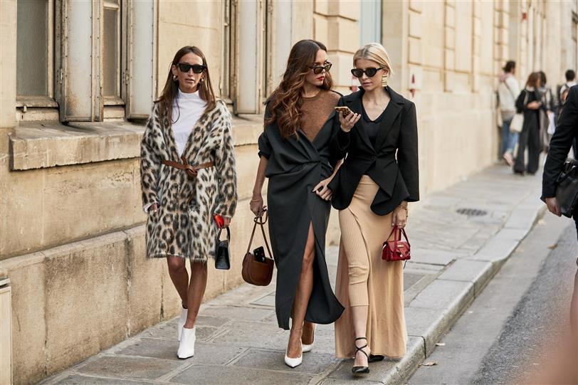 Tendencias de moda otoño invierno 201920 en Zara, Massimo