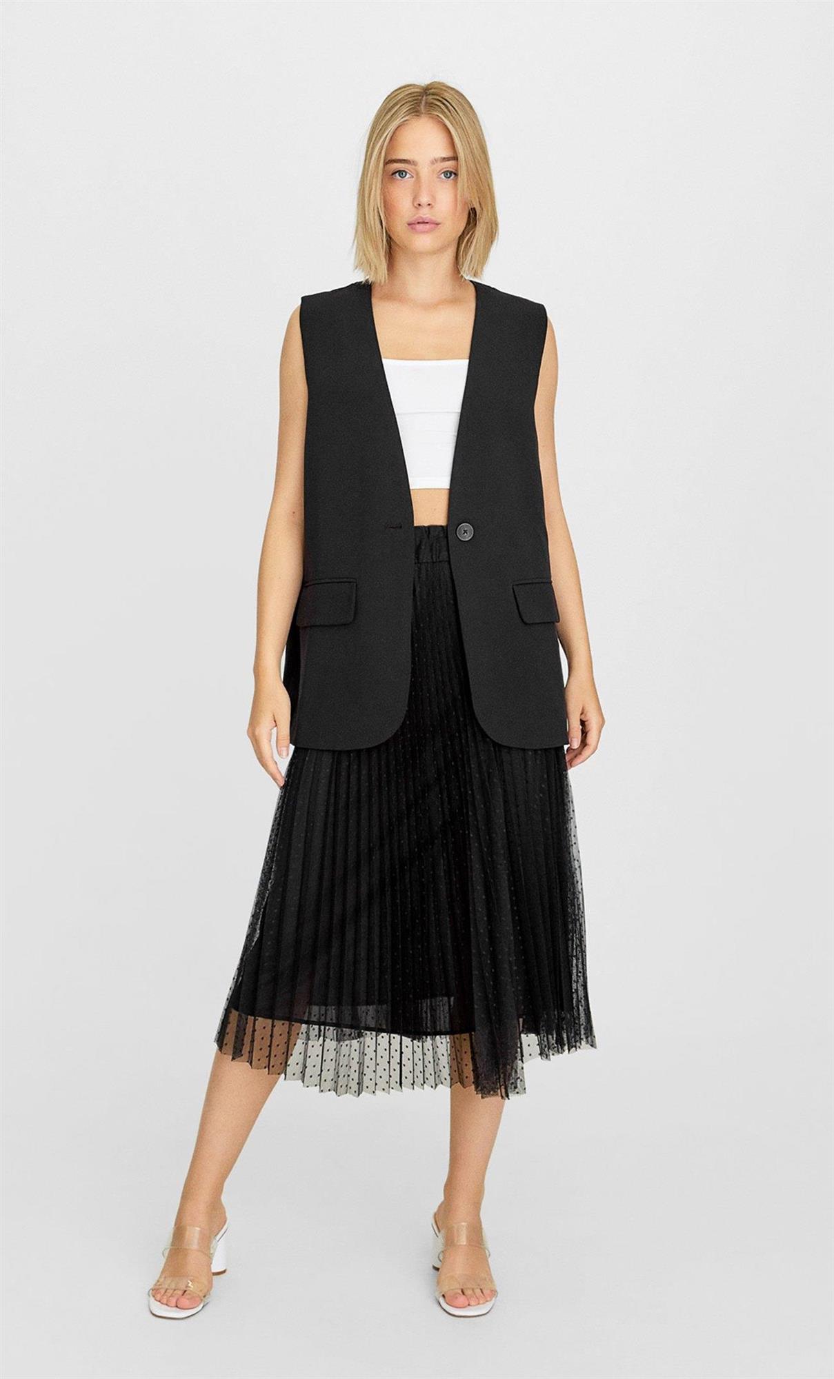 diseño distintivo última moda modelos de gran variedad Vestidos y faldas de plumeti: la tendencia del otoño 2019 ...