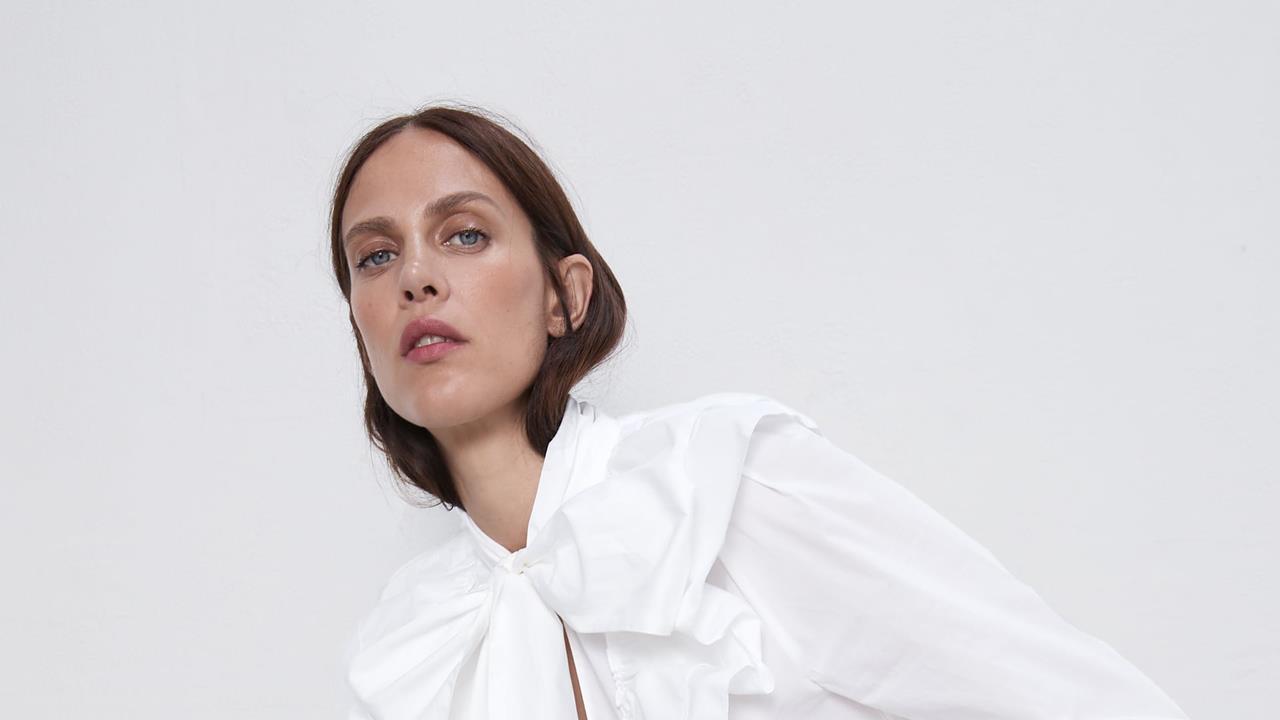 La blusa de Zara (inspirada en Chiara Ferragni) que va a ser