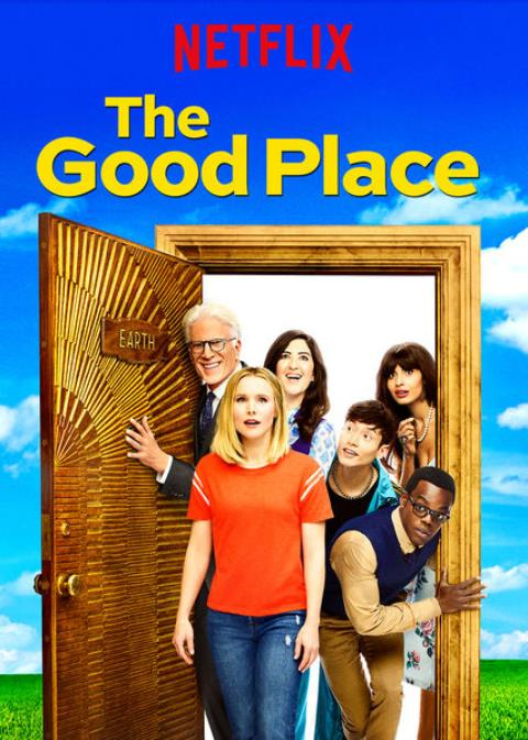 THE GOOD PLACE (T4 Y ÚLTIMA)(1). THE GOOD PLACE (T4 Y ÚLTIMA)
