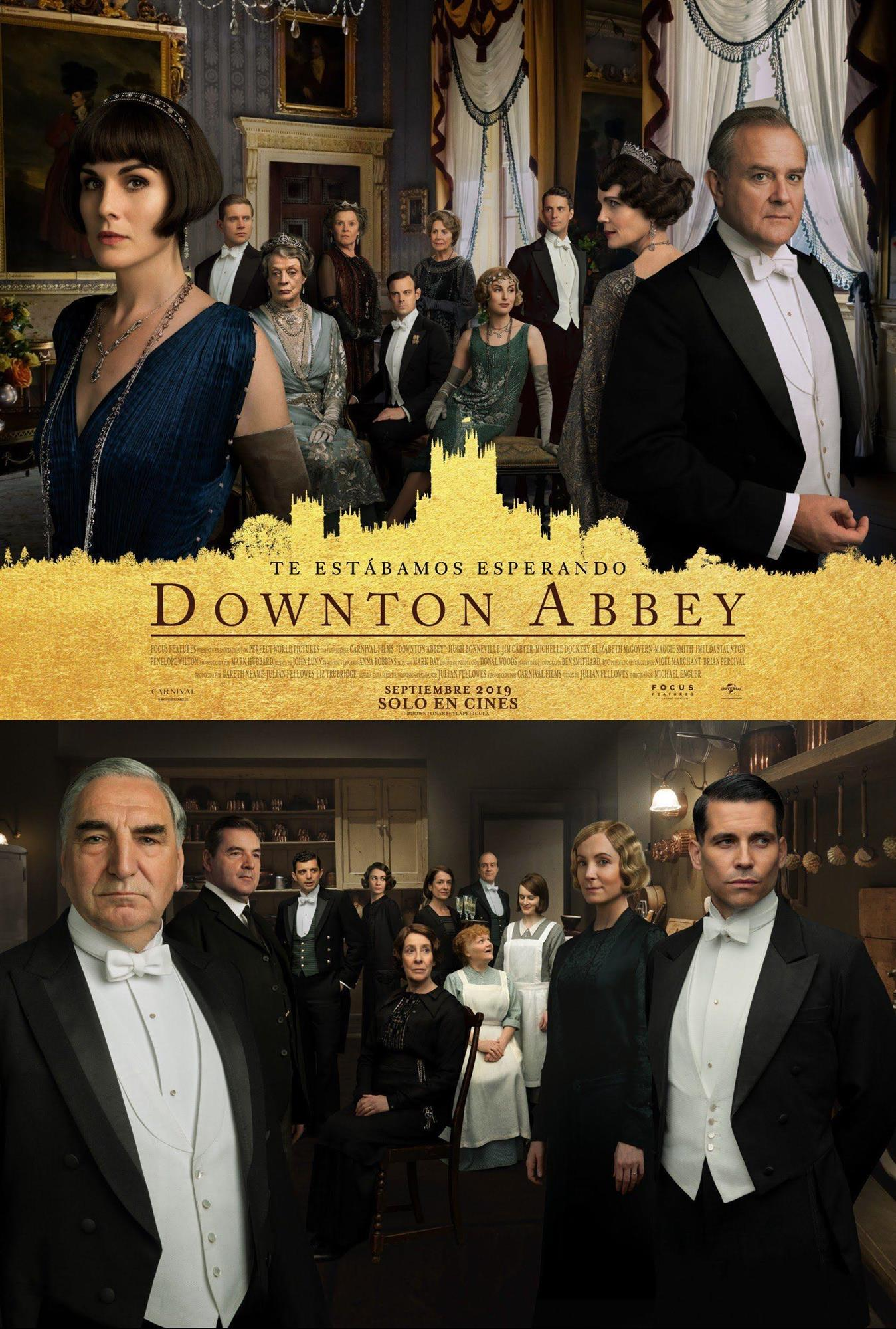 DOWNTON ABBEY(1). DOWNTON ABBEY