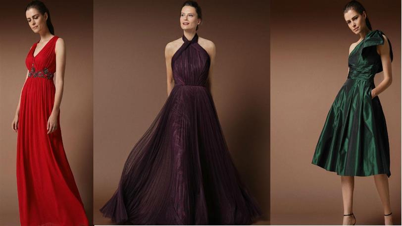 Vestidos De Invitada De Boda El Corte Inglés De Moda Otoño