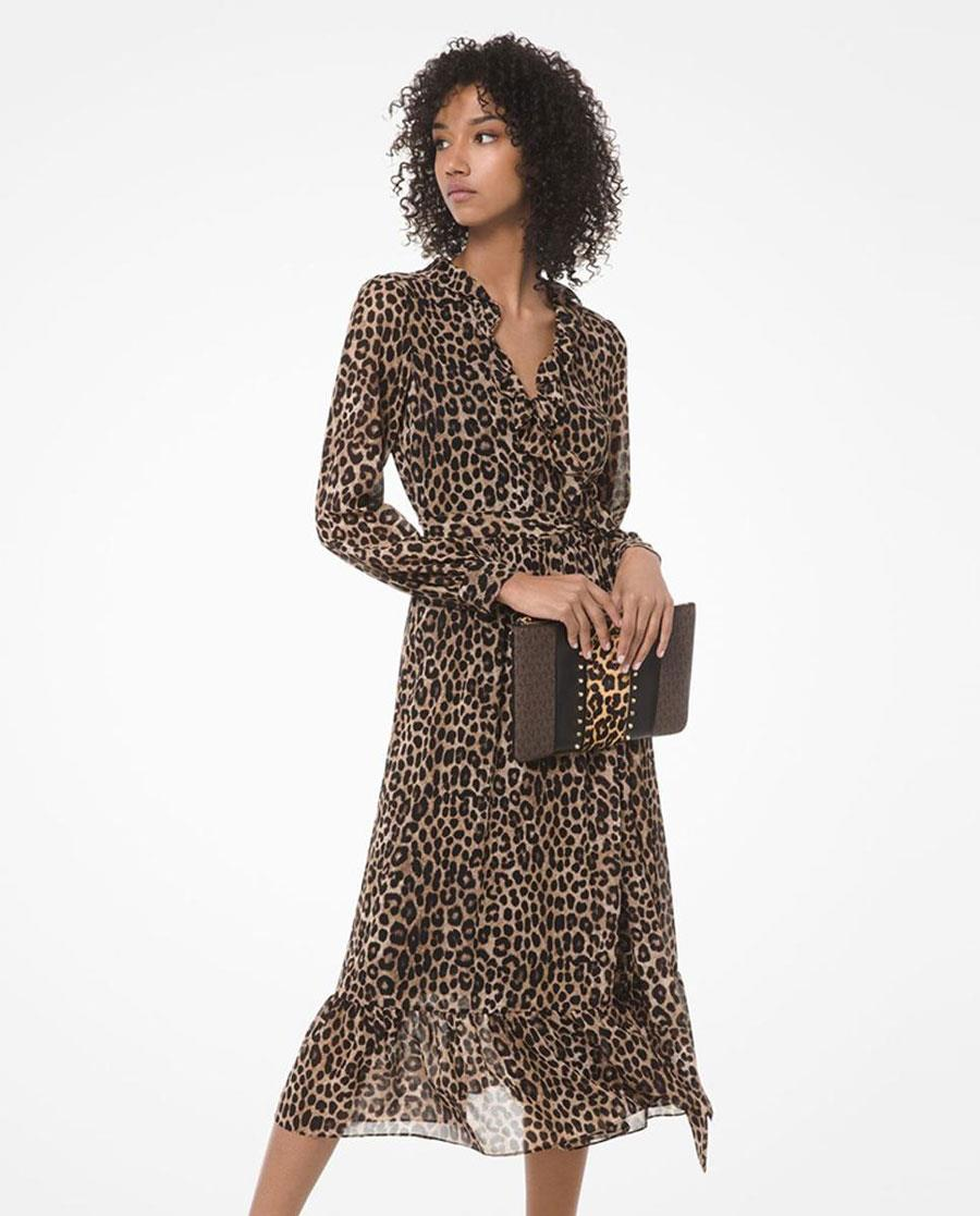 vestidos-de-moda-otoño-estampado-de-leopardo