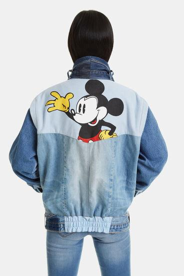 Chaqueta estampado Mickey