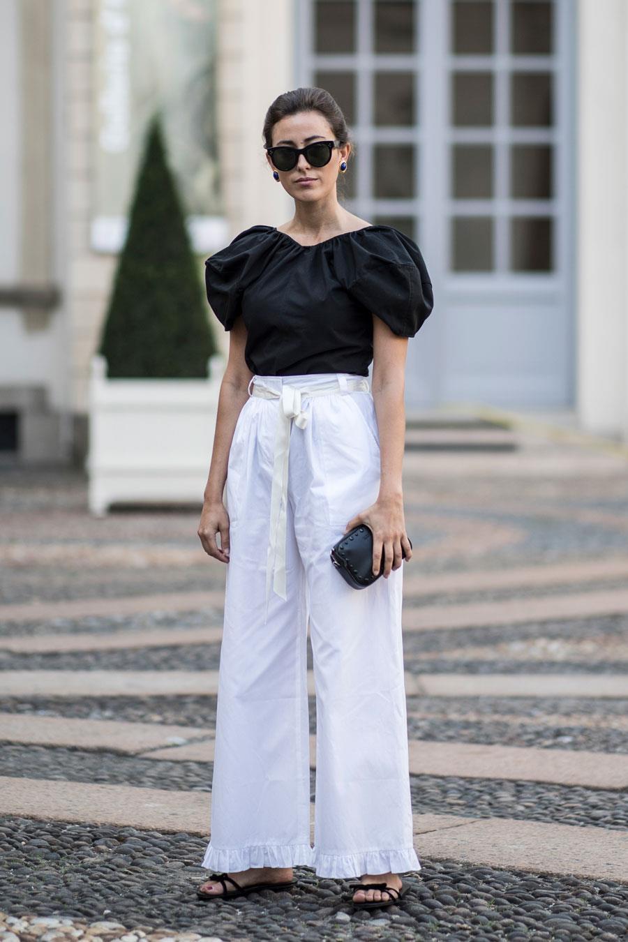 Como Llevar El Pantalon Palazzo De Moda Y Donde Comprarlo Zara Asos Mango