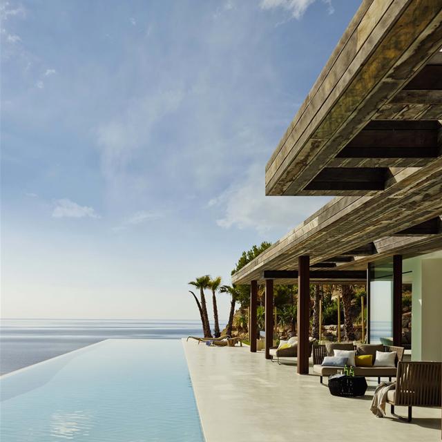 La casa de Ibiza donde Harry y Meghan Markle pasaron sus vacaciones