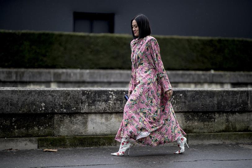 Vestidos Largos De Moda Otoño Invierno 201920 En Zara