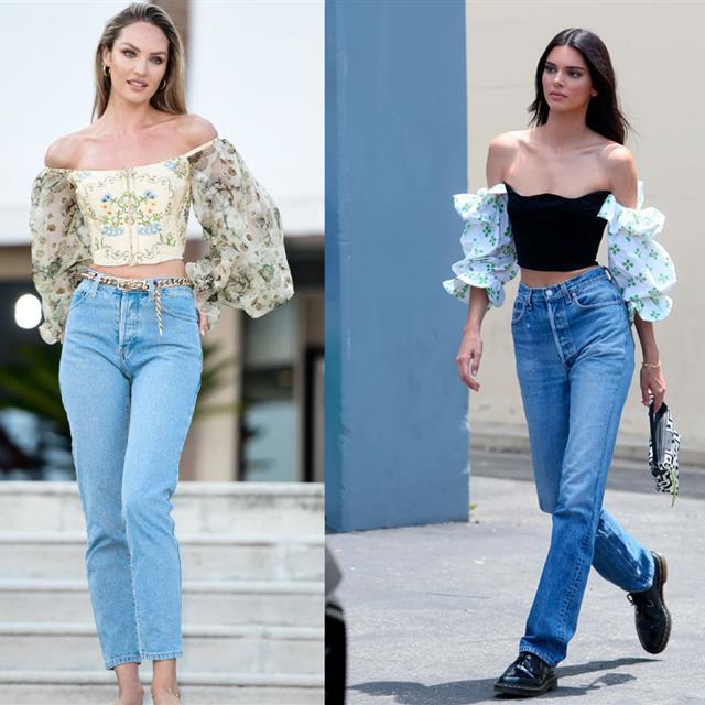 Vaqueros de mujer: looks moda otoño invierno 201920 con el