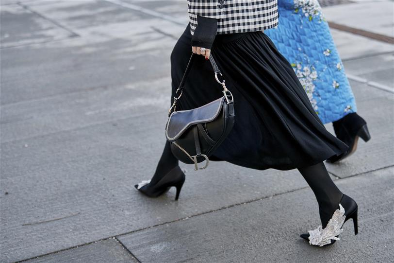 la mejor actitud 88fb1 5fc0a Faldas midi de moda otoño-invierno 2019/20 que sientan bien ...
