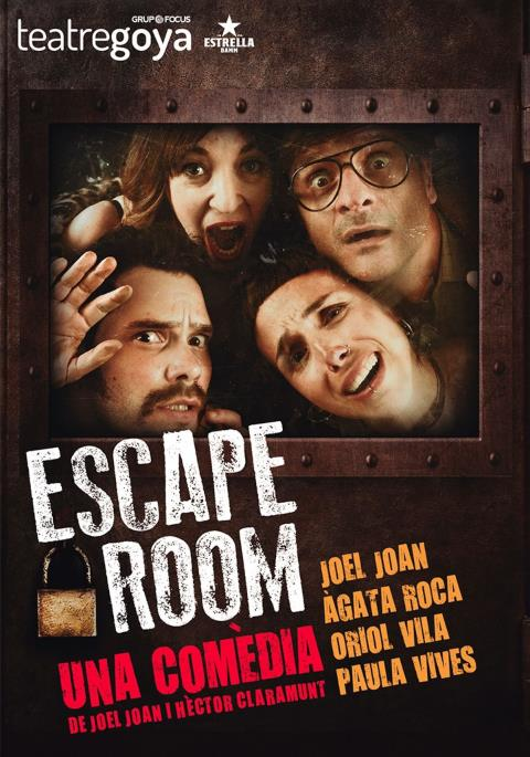 ESCAPE ROOM (BARCELONA)
