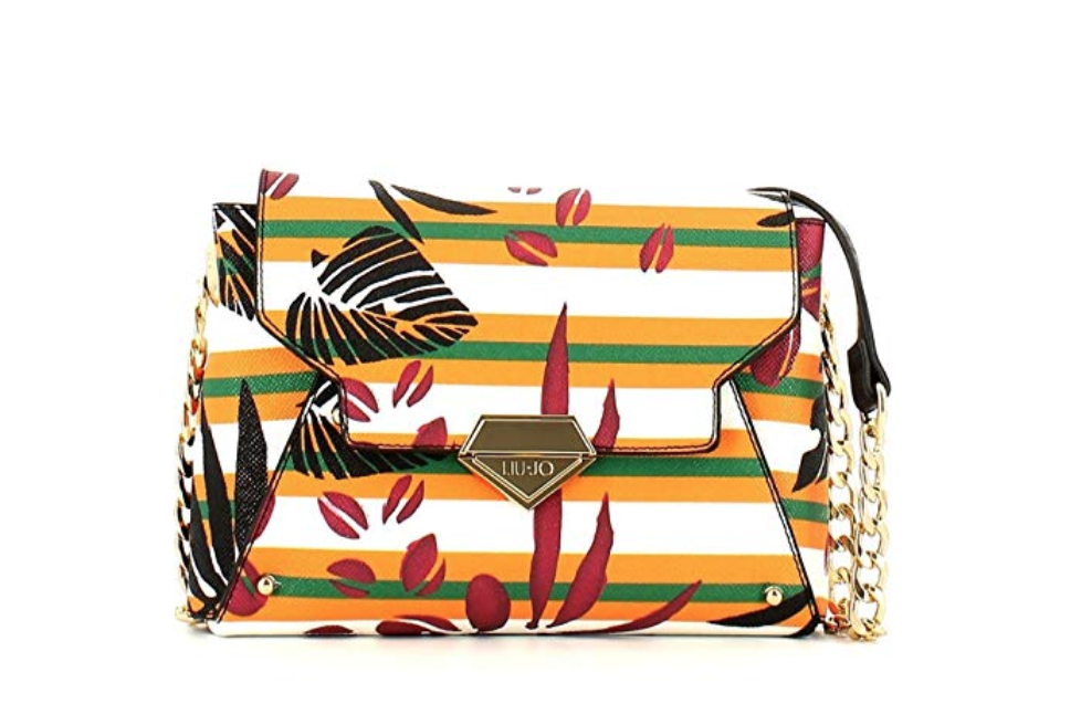 Bolso tropical de Liujo
