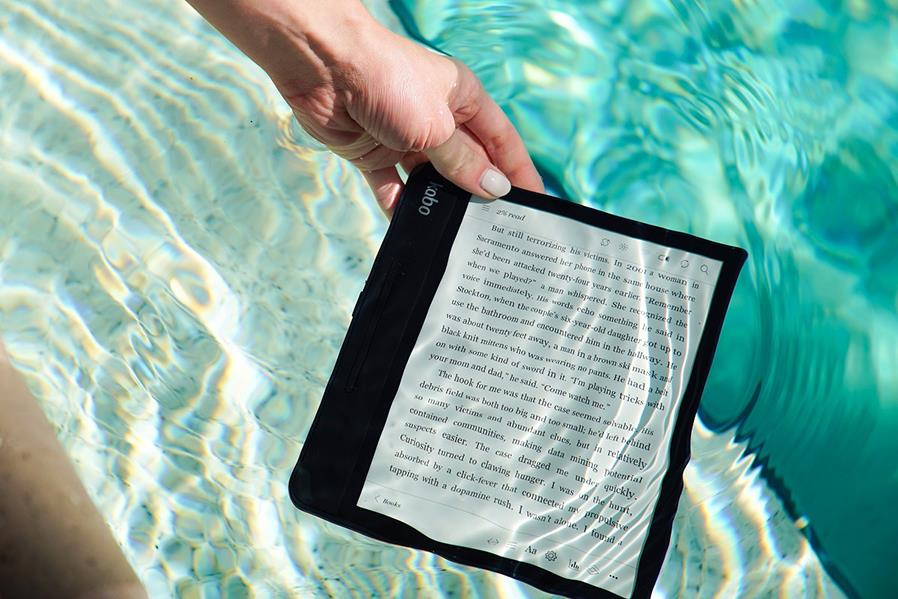 kobo verano - water resistant low