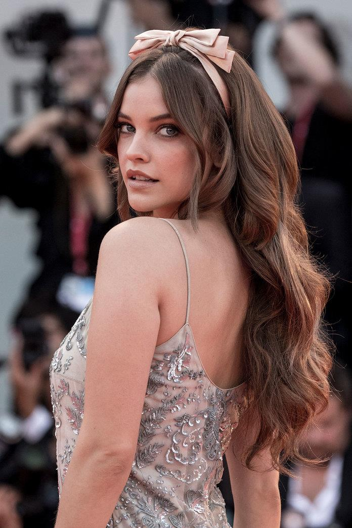 barbara palvin color pelo moreno
