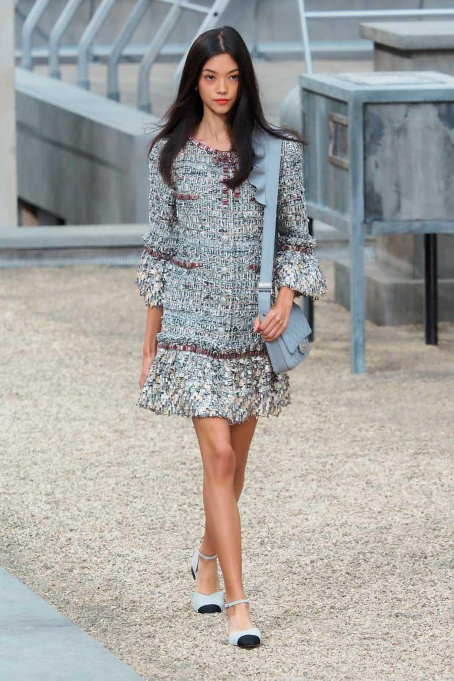 chanel-primavera-2020-vestido-tweed