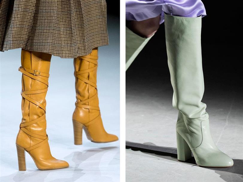 botas y botines otoño invierno 2019