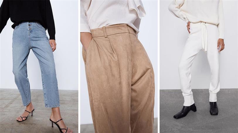 Pantalones Zara Los 10 Mas Baratos De Moda Invierno 2020 Y Que Mejor Quedan