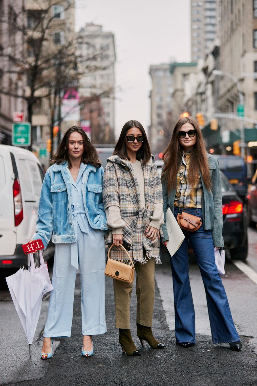 Pantalones Campana De Moda Otono 2019 En Stradivarius Zara Mango