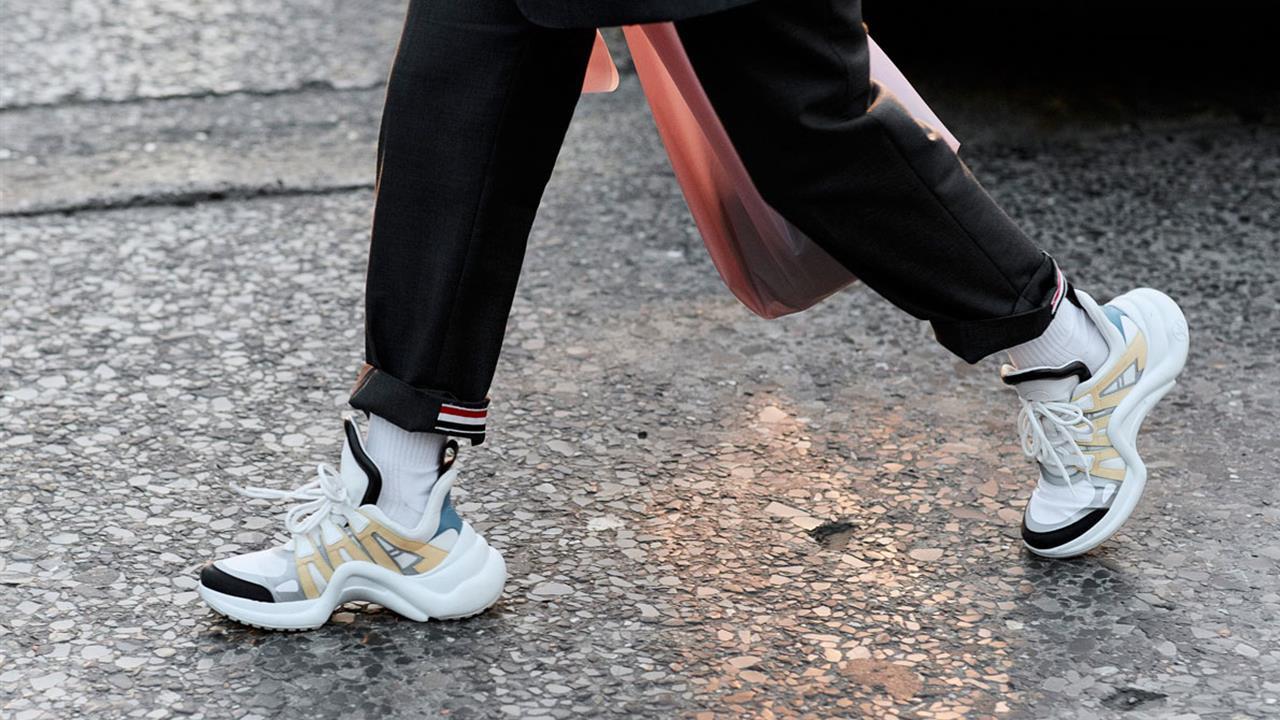 Las zapatillas de moda que nunca pensaste que te encantarían