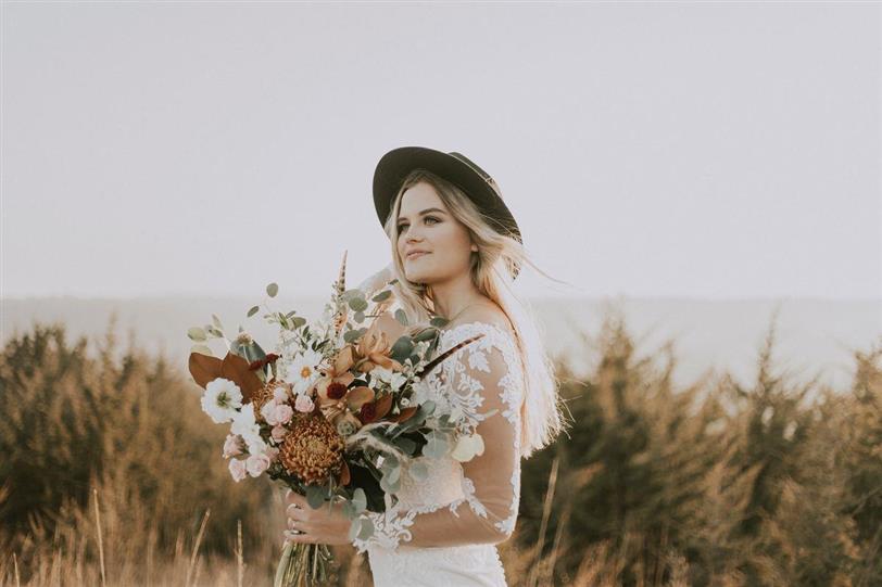 Los Mejores Vestidos De Novia Para Casarse En Otoño Invierno