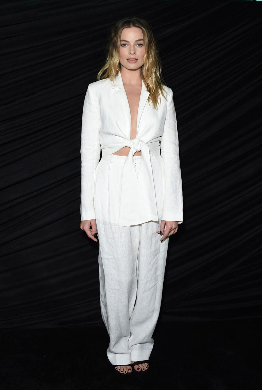 El 'look' de Margot Robbie